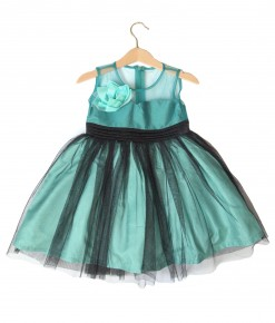 Lady Anna Dress - Turquoise