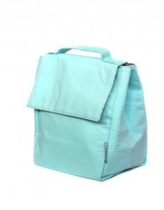 Turquoise Insulated Lunch Bag