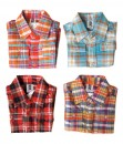 Plaid Pocket Shirt - Blue