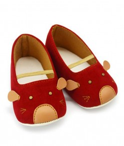 Minnie Red Prewalker