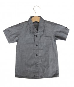 Casual Shirt - Grey