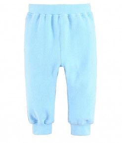 Plain Sweat Pant - Blue