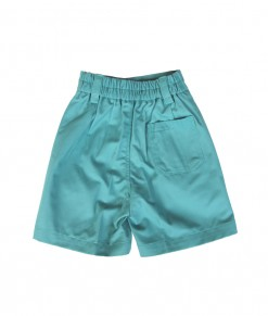 Classic Short Pant - Turquoise