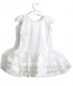 White Butterfly Tutu
