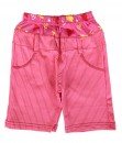 Casual Waist Pant - Pink