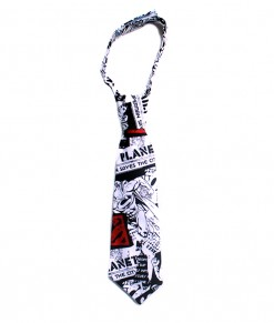 Superhero Skinny Tie - Superman
