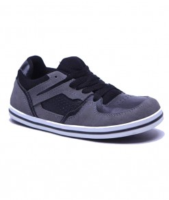 Charcoal Black Sneakers