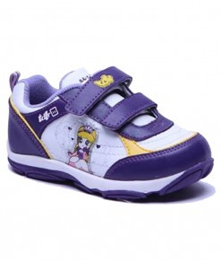 Princess Kids Sneakers - Purple