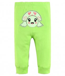 Turtle Green Baby Pant