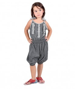 Decorative Kids Romper
