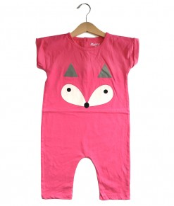 Playsuit Pink Hot Fox