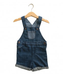 0102-1678 SWEET OVERALL DENIM