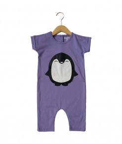 0105-1640A MINIMO Purple penguin