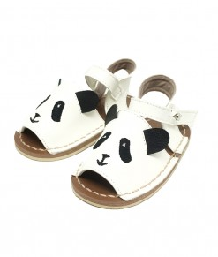 0303-95A MaCherie MaCherie Sandal Animal Series - Panda