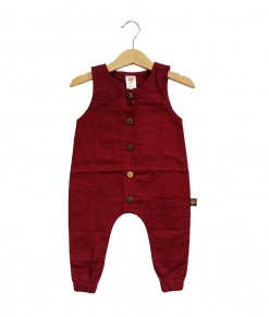 Bumi berry playsuit