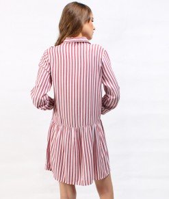 Jolly dress stripes red-adult2