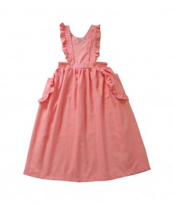 Lizzi Overall - Baby pink
