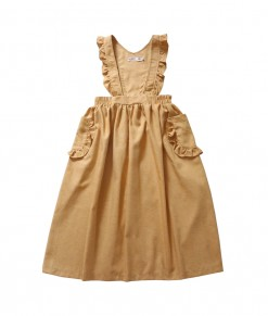 Lizzi Overall - Gold