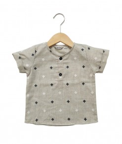 Shirt boy - light grey