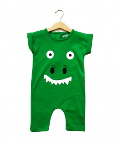 Mimo Playsuit - Green Monster