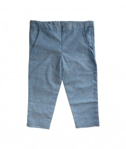 Rory Pants - Denim-2