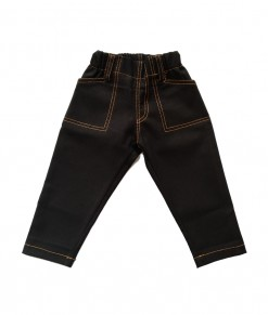 Noki Denim Pant - Black