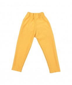 PumpkinCo - Kayra pants - mustard