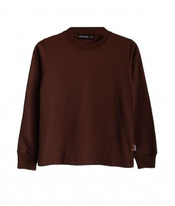 Tofftop - Longsleeve Brown