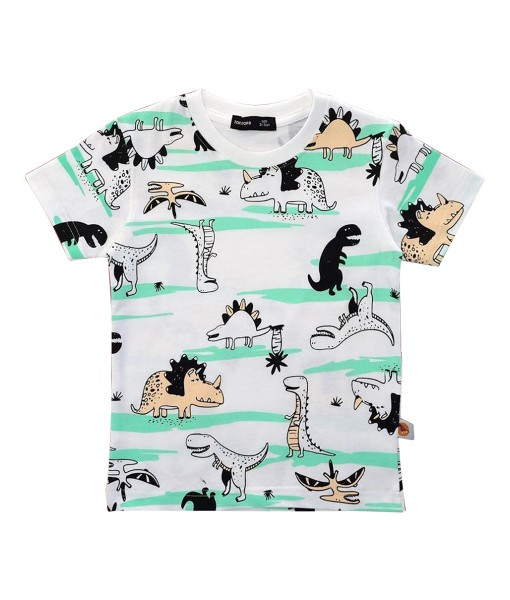Tofftop Tee - Dino Land