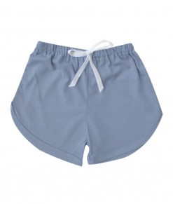 JOBEL SHORT GIRL SLATE BLUE